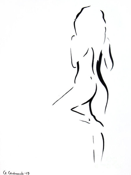 449x600 Human Figure Drawings Fine Art America