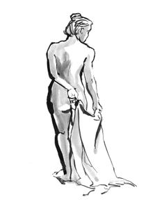 236x300 Best Figure Drawingpainting In Ink! Images Drawings, Figure