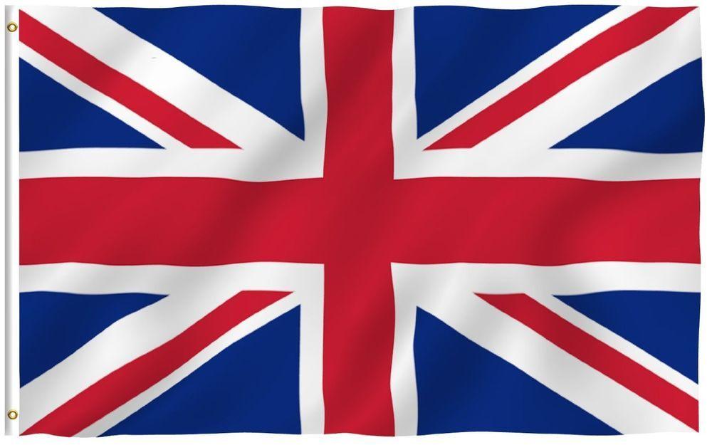 1000x625 Details About British Union Jack United Kingdom Uk Great