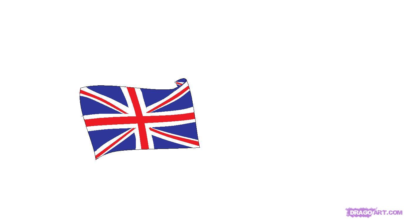 1374x747 How To Draw The Union Flag, Step