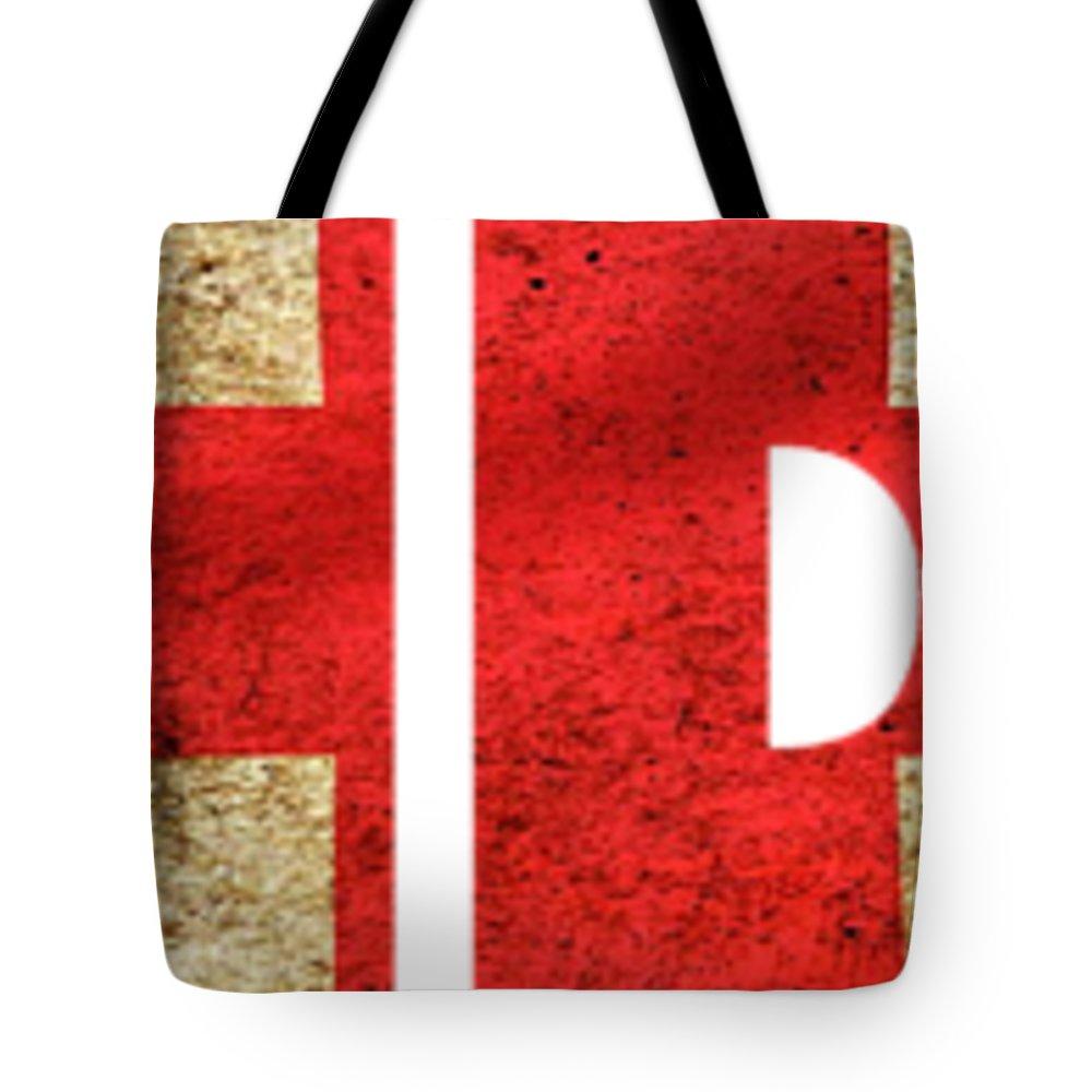 1000x1000 London Vintage British Flag Tee Tote Bag For Sale