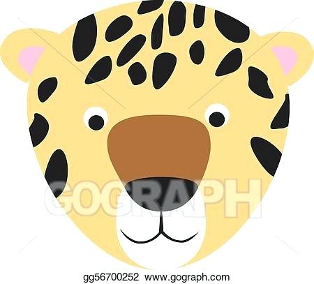 450x407 leopard face drawing leopard face drawing leopard face line