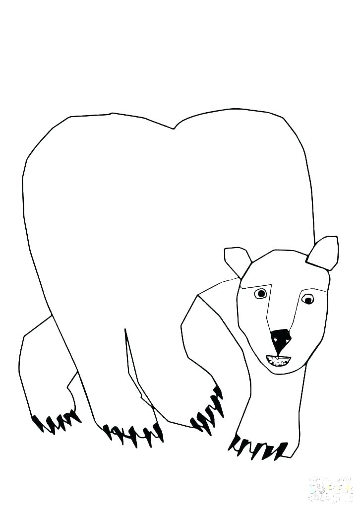 728x1030 brown bear colouring sheets brown bear brown bear what do you see