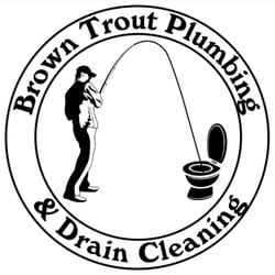 250x250 Brown Trout Plumbing Drain Cleaning