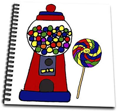 Bubble Gum Machine Drawing