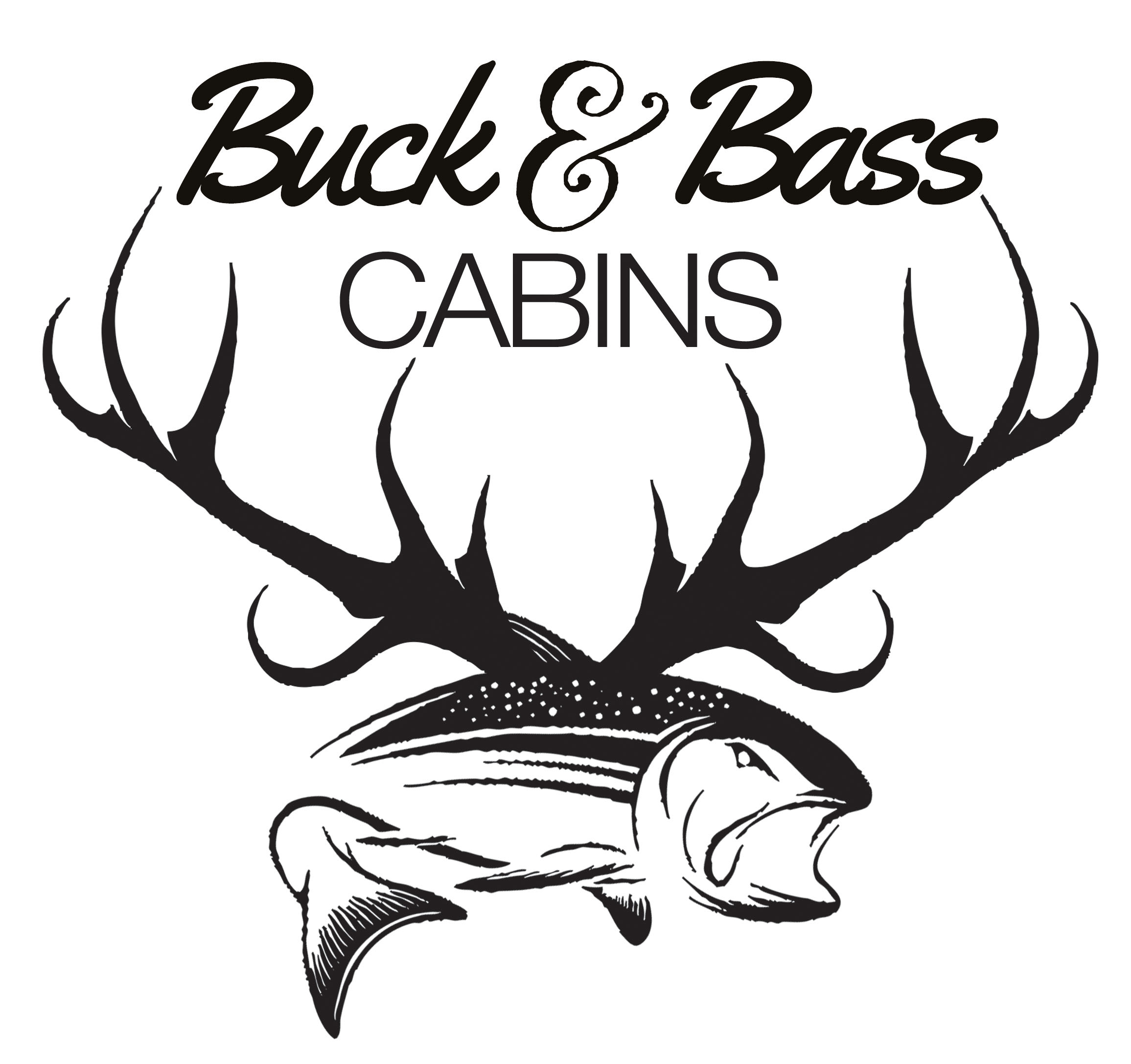 2311x2174 Bass Drawing Buck For Free Download