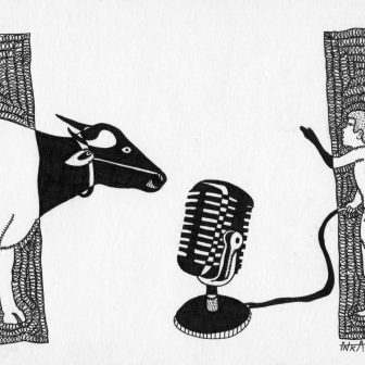 336x336 Buffalo Clip Art American Drawing Images Animal