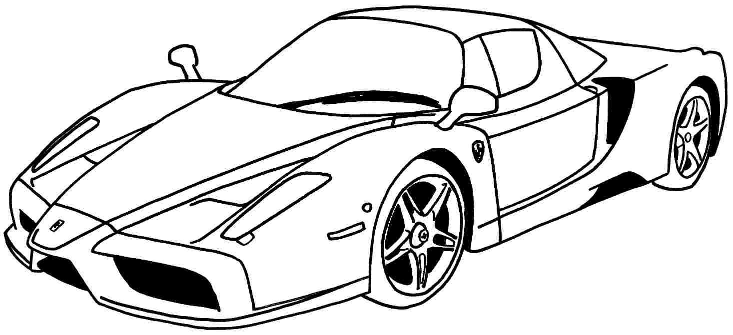 Bugatti Veyron Drawing | Free download on ClipArtMag
