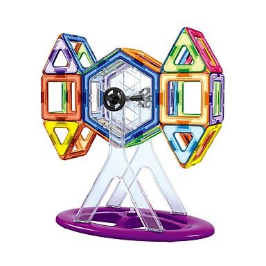 384x384 magnetic blocks building blocks pcs transformable new design