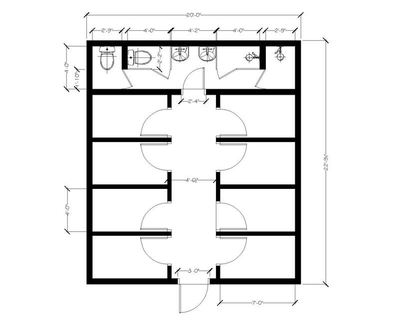 Building Drawing Plan Elevation Section Pdf | Free download