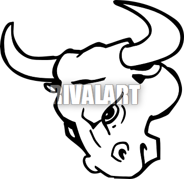 361x352 Collection Of Free Bull Drawing Clipart Download On Ui Ex