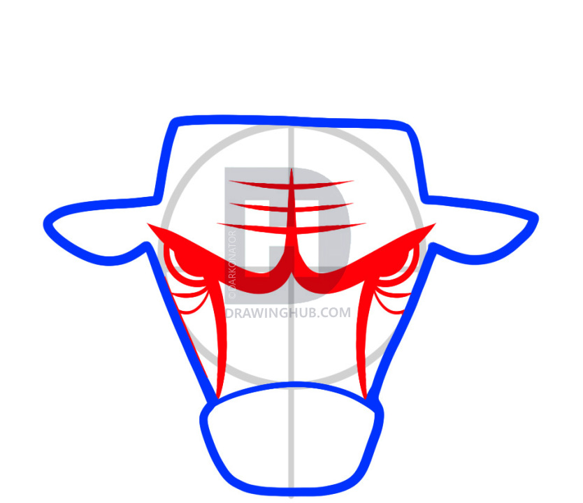 834x720 how to draw the chicago bulls, chicago bulls, step