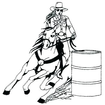 350x350 bull riding coloring pages bull riding coloring pages bull riding