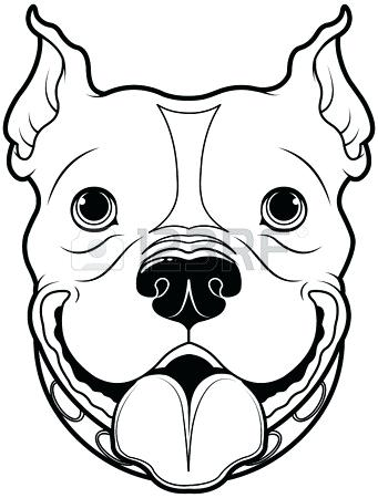 341x450 drawing of a bulldog french bulldog drawing step