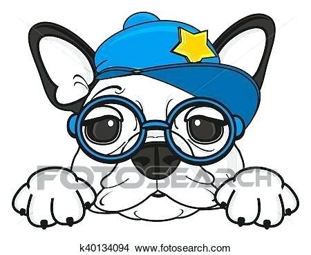 450x370 Bulldog Drawings
