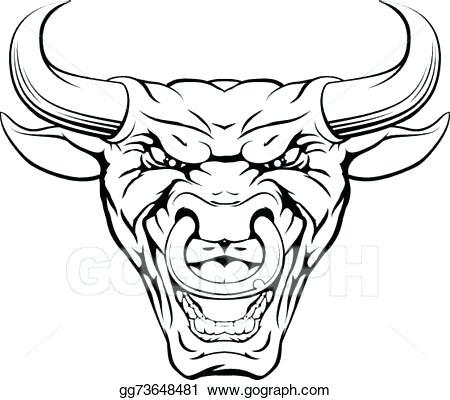 450x400 bull face drawing bull face english bulldog face drawing hoteles