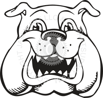 361x346 Collection Of Free Bulldog Drawing Angry Download On Ui Ex