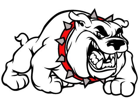 474x355 Majo Tekno Bulldog Mascot, Bulldog