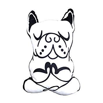 Bulldog Line Drawing