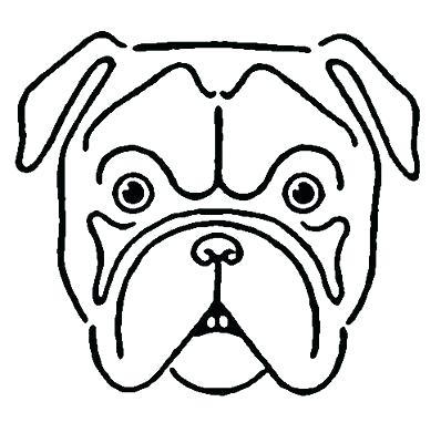 398x400 how to draw bulldog draw bulldog draw bulldog puppy running
