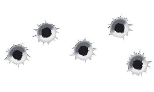 500x300 bullet holes in chat box facebook symbols emoticons symbols