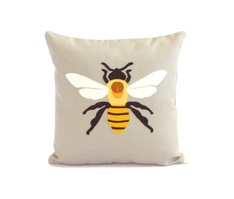 794x677 science diagram pillow bee pillow bee lover gift queen etsy