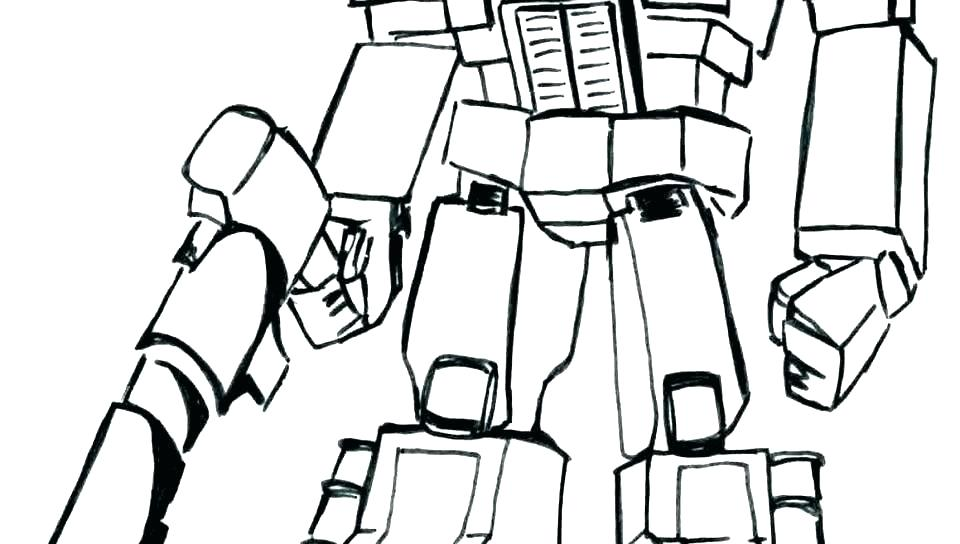 960x544 Printable Transformer Coloring Es Transformers Best Of Drawing