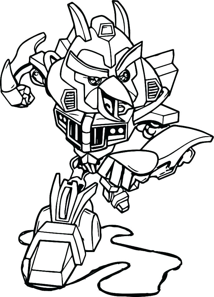 687x951 Transformers Bumblebee Coloring Pages
