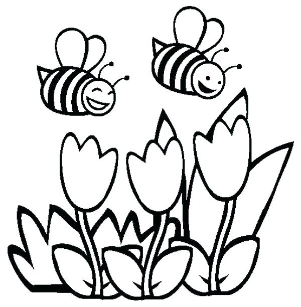 600x612 bumble bee coloring pages drawings of bumble bees bumble bee