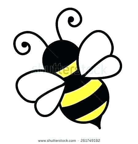 450x470 how to draw a bumble bee bumble bee drawing gallery bumble bee