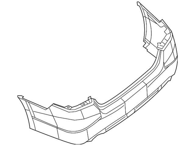 640x480 nissan bumper cover bumper cover