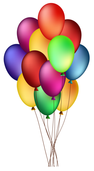 329x600 Collection Of Free Vector Balloons Bunch Balloon Download On Ui Ex