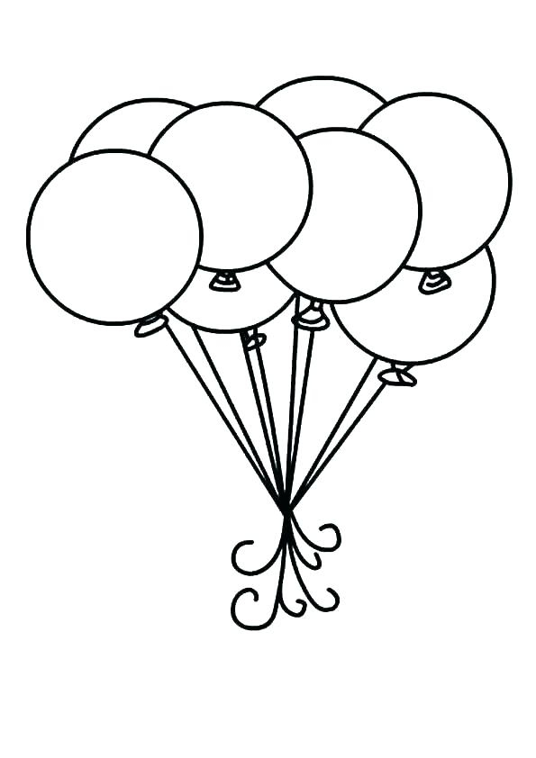 595x842 Hot Air Balloon Coloring Pages Unique Stock The Best Adult