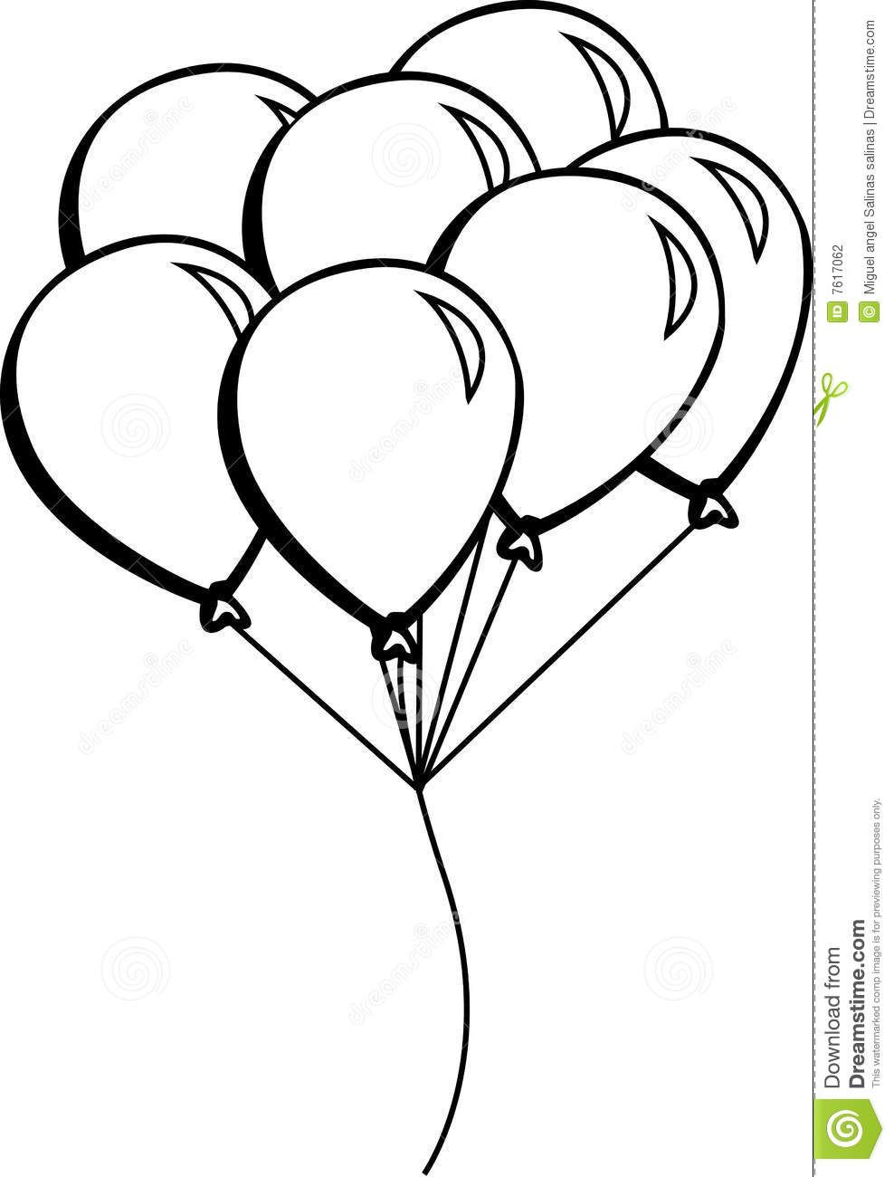988x1300 Image Result For How To Draw A Bouquet Of Balloons School