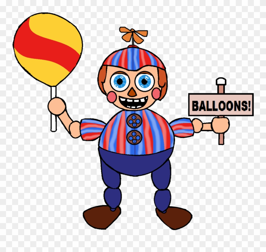 880x836 Ballon Drawing Seller Clipart Stock