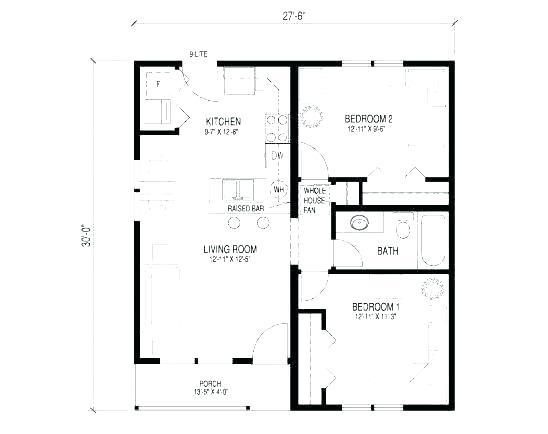 548x434 bungalow floor plans previous image next image bungalow floor