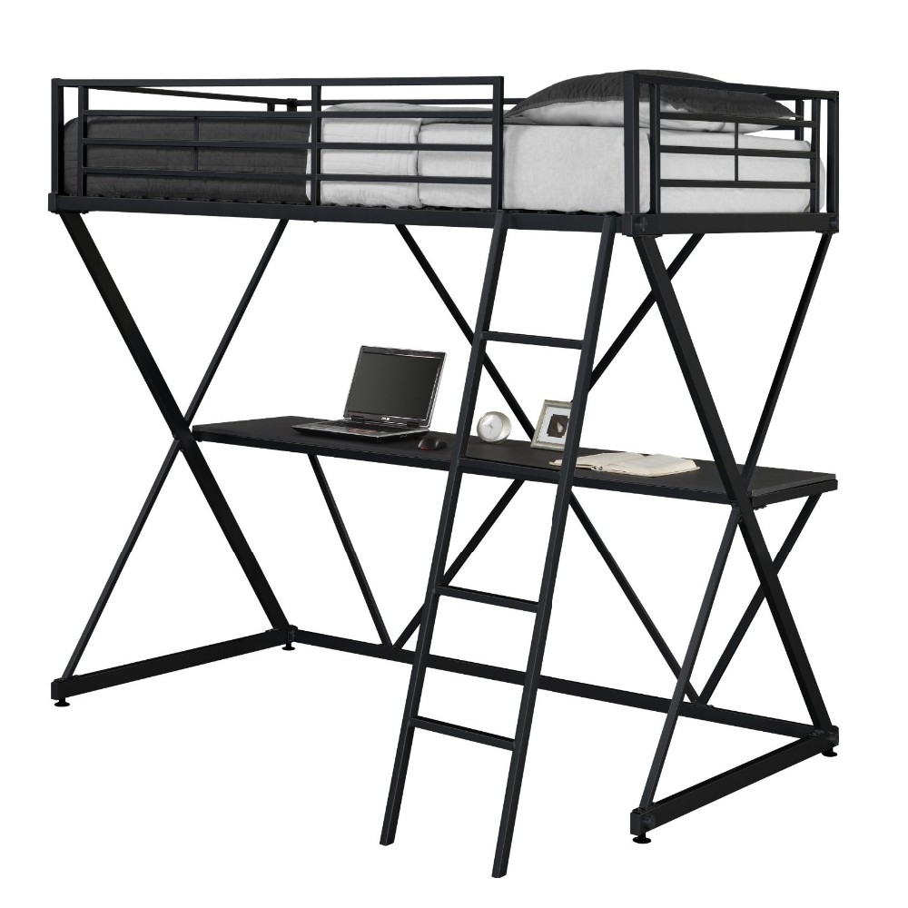 1000x1000 China Manufacturer Adult Metal Bunk Beds Price With Desk