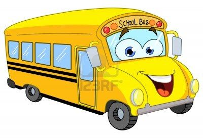 400x273 cartoon school bus school buses cartoon school bus, school