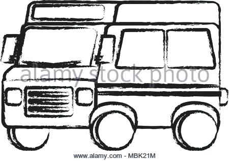 450x316 Sketch Of A Bus Bus Sketch Sketch Business Card Size Zupa