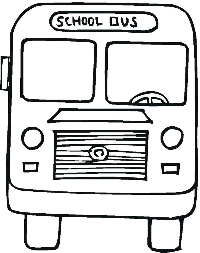 700x887 bus drawing bus line drawing icon bus drawing easy