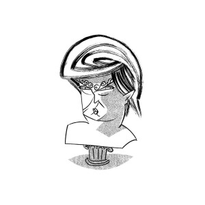 300x300 Donald Trump Bust Drawing