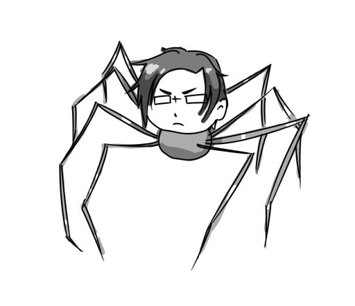 512x442 black butler but claude is an actual spider black butler amino
