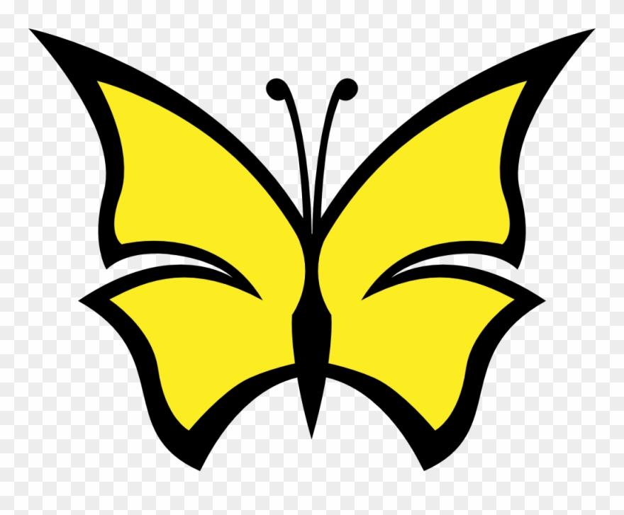 880x727 Clip Art Butterfly Color Colour Peace