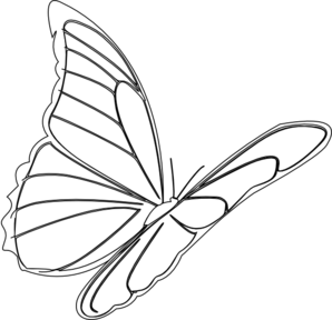 298x288 Collection Of Free Butterfly Drawing Easy Download On Ui Ex