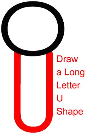 300x465 How To Draw Cartoon Butterflies Drawing Tutorial For Preschoolers