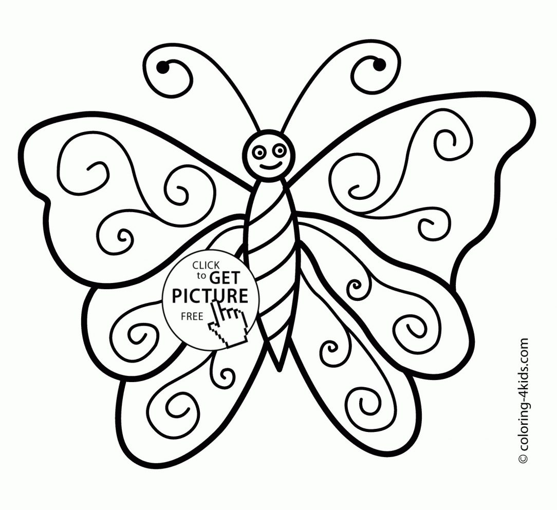 Butterfly drawing step by step free download best