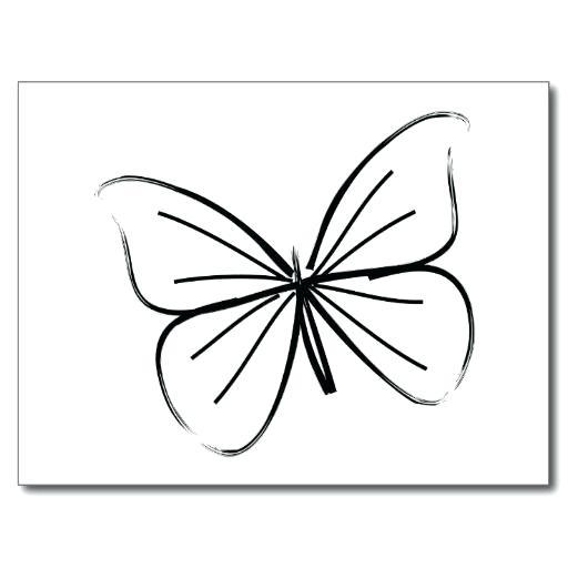 512x512 Butterfly Drawings Easy