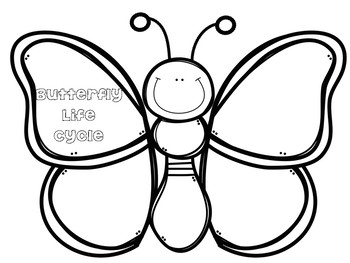 350x263 Butterfly Life Cycle Craft