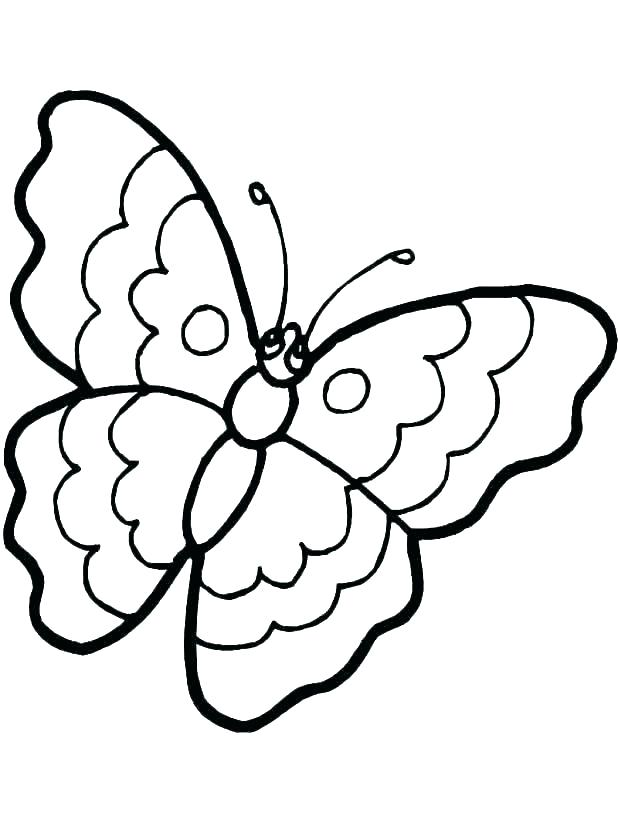618x823 Free Coloring Pages Butterfly Free Coloring Pages Butterfly Free