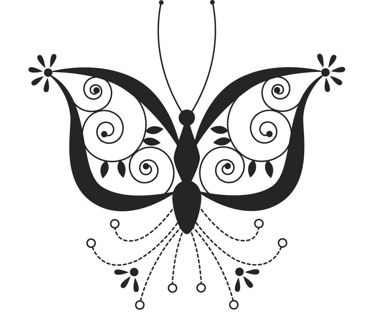 1200x1013 Butterfly Wrist Tattoos